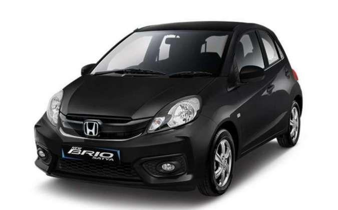 Harga mobil bekas Honda Brio Satya