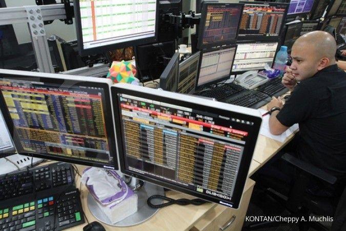 Pendapatan bisnis obligasi global Mandiri Sekuritas melesat 41% di semester I