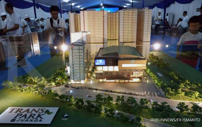 Trans Property janji penuhi target serah terima unit Transpark Juanda Bekasi