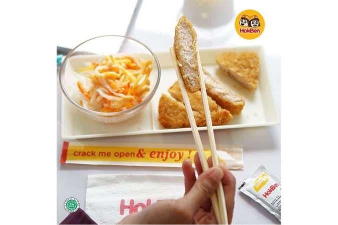 Promo HokBen hari ini 23 Juni 2021, ada penawaran menu Rabu 20 Ribu