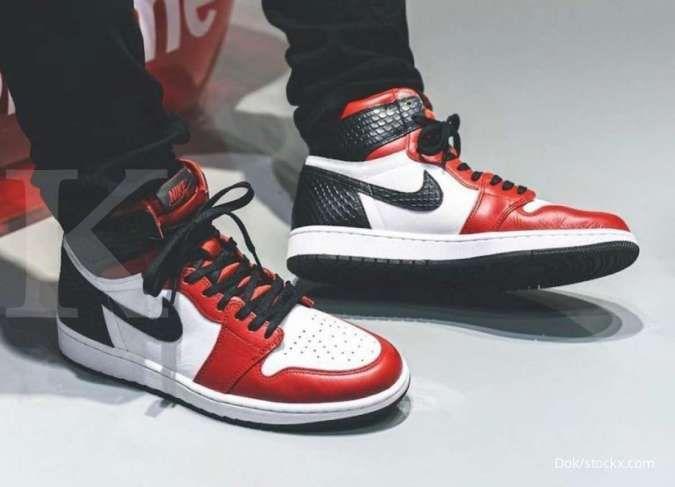Air Jordan 1 KO Retro Chicago akan kembali rilis di tahun depan