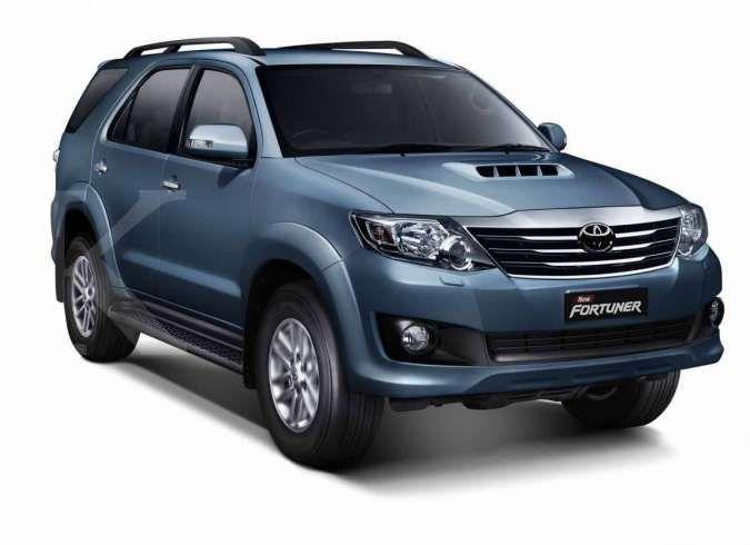 Murah per September 2021, tengok harga mobil bekas Toyota Fortuner keluaran 2010
