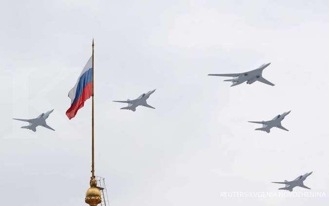 3 Awak pembom Tu-22M3 Rusia tewas jelang lepas landas, ini penyebabnya