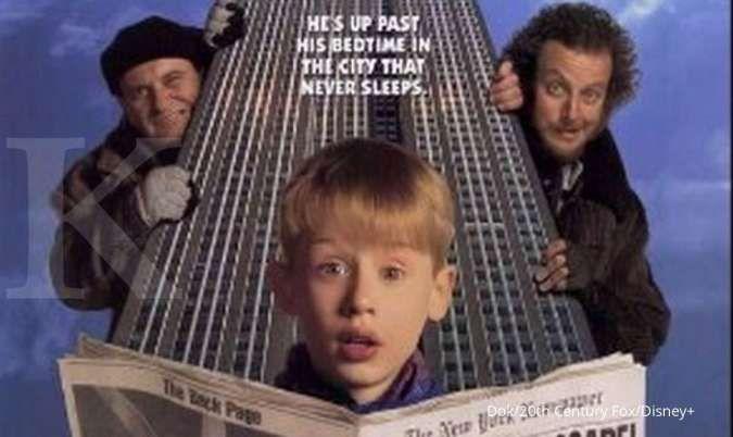 Macaulay Culkin setuju Donald Trump dihapus dari adegan di film Home Alone 2