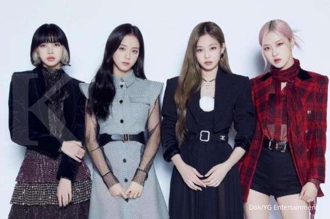 BLACKPINK girl group terbaik di Februari 2021, unggul dari Twice hingga Red Velvet