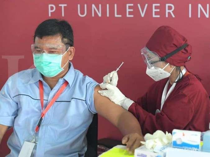 IAKMI sebut vaksinasi gotong royong harus memperhatikan prinsip keadilan