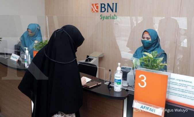 BNI Syariah bukukan laba Rp 387 miliar di kuartal III 2020