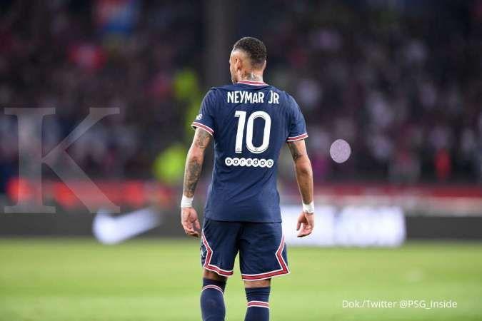 Hasil Ligue 1 PSG vs Lyon: Les Parisiens bungkam Les Gones 2-1