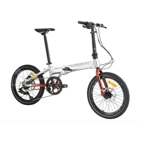 Edisi khusus, harga sepeda lipat Police Texas B2W 15 anniversary super terjangkau