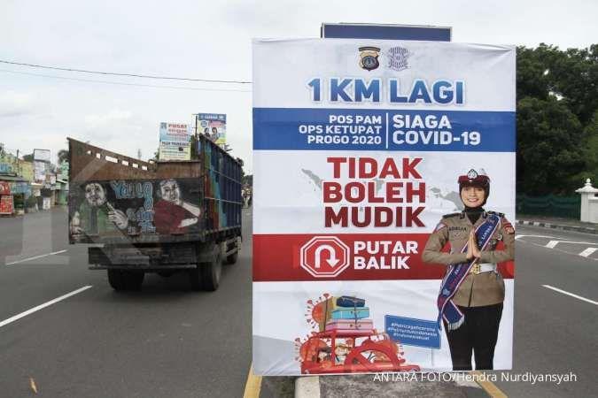H-3 lebaran, Polda DIY perketat pintu masuk dan jalan tikus perbatasan Yogyakarta
