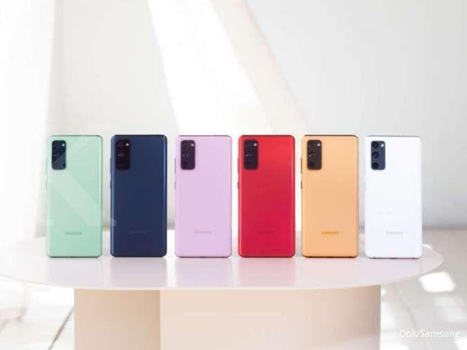 HP flagship murah dari Samsung, ini dia harga Samsung Galaxy S20 FE terbaru