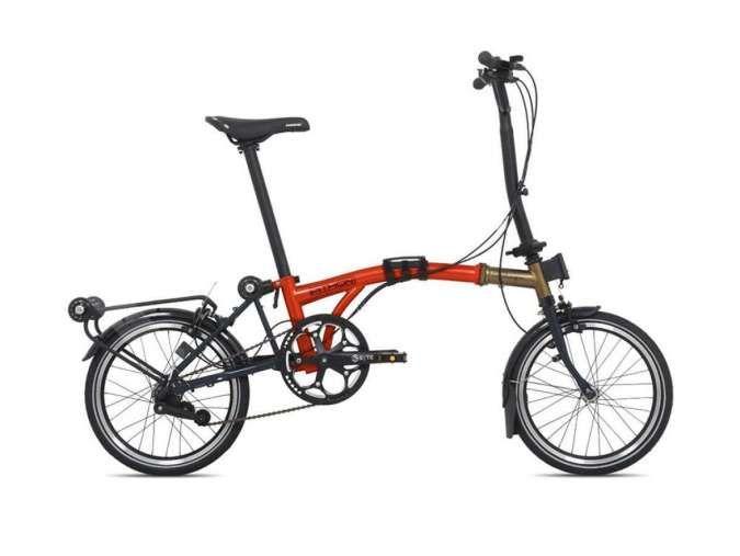 Ringkas! Harga sepeda lipat Pacific Pithon M320 VR tidak terlalu mahal
