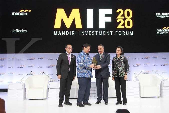 Bank Mandiri Promosikan Peluang Investasi Indonesia