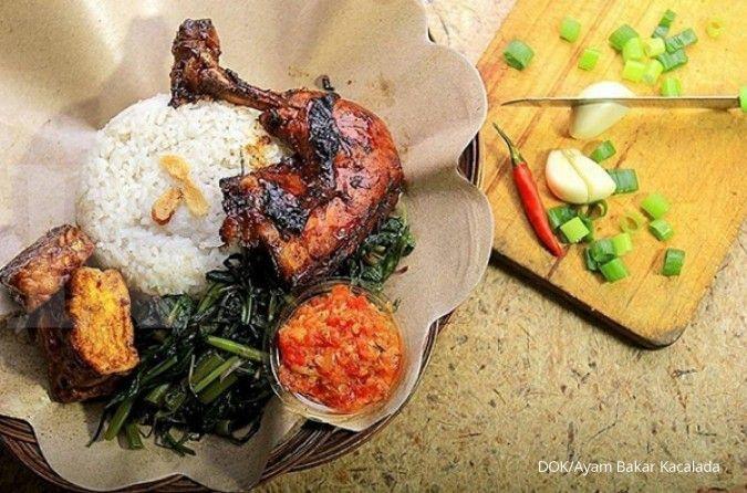 Bumbu dan resep ayam bakar, menu pas untuk perayaan malam tahun baru 2021