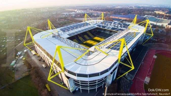 Dortmund tawarkan stadion untuk laga Midtjylland vs Liverpool di Liga Champions