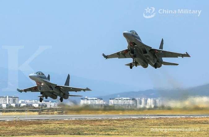 Jet tempur J-16 China