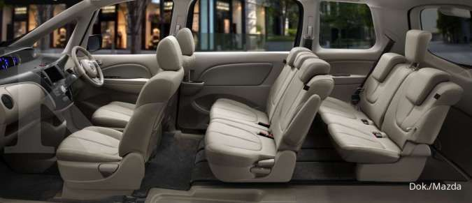 Harga mobil bekas Mazda Biante