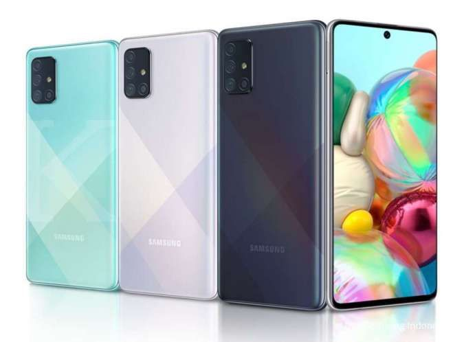 Specifications and price for the Samsung A71 HP