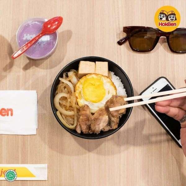 Promo HokBen hari ini 8 Maret 2021, sarapan Mini Bowl Rp 20.000 saja!