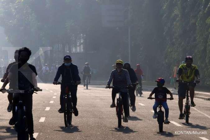PUPR masih evaluasi permintaan Anies bersepeda di jalan tol