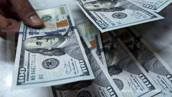 Kurs dollar-rupiah di Bank Mandiri, hari ini Kamis 22 Oktober 2020