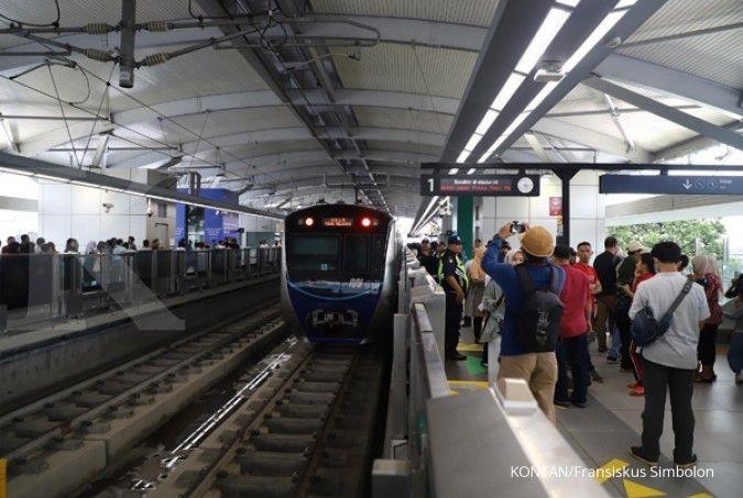 Raih penghargaan, MRT sebut sebagai dorongan percepatan pembangunan fase II dan III