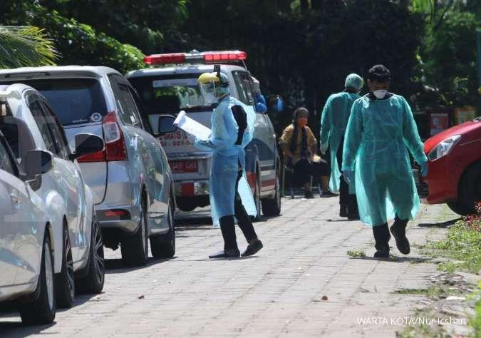 18 orang di Kota Tangerang positif covid-19 pasca lakukan rapid test