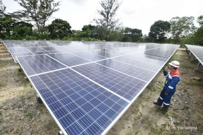 Kementerian ESDM bakal bangun taman panel surya di kawasan Indonesia Timur