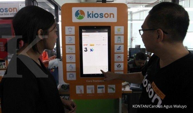 Kioson: Masyarakat Indonesia masih kesulitan melakukan pembayaran non tunai