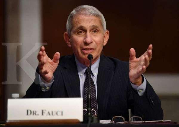 Anthony Fauci: Orang AS dengan gangguan kekebalan butuh booster vaksin Covid-19