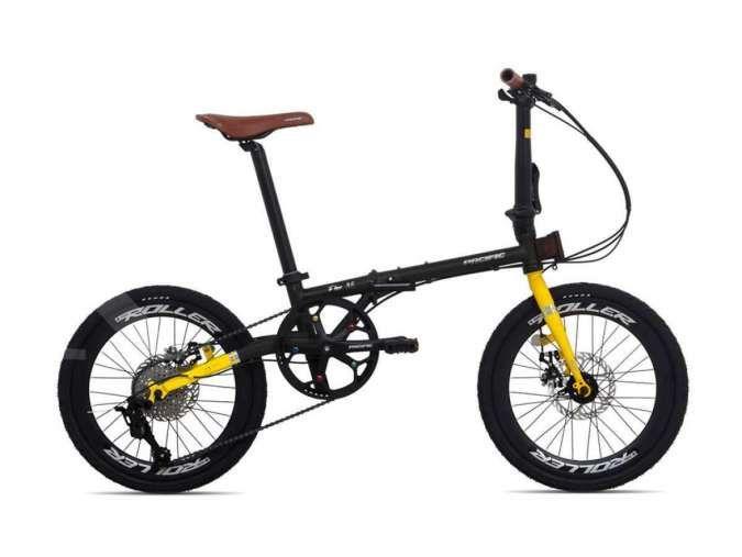 Murah meriah! Berikut daftar harga sepeda lipat Pacific Flux periode Juni 2021