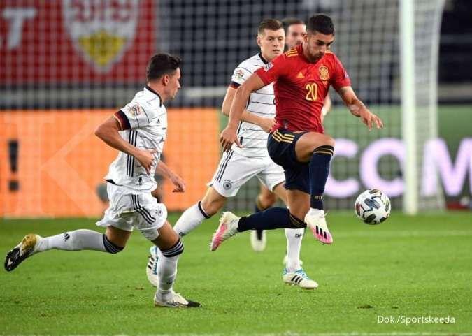 Spanyol vs Jerman