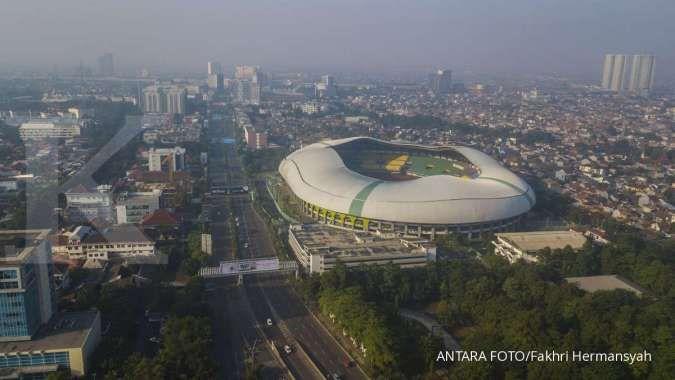 Cuaca besok di Jabodetabek hujan ringan-sedang, Jakarta cerah berawan