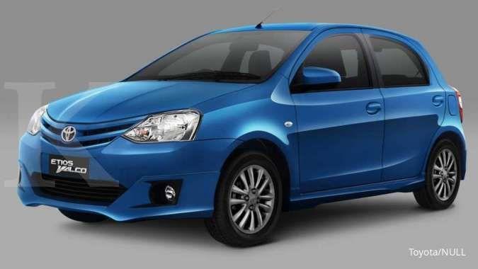 Semakin terjangkau, harga mobil bekas Toyota Etios Valco September mulai Rp 70 Juta