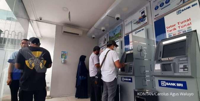 Di tengah pandemi corona, kredit hapus buku perbankan meningkat