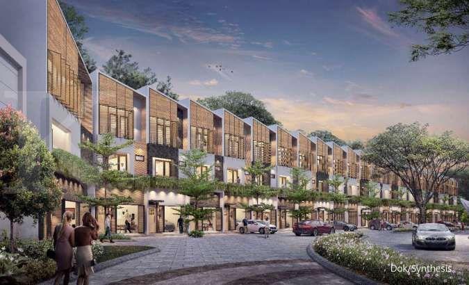 Tren WFH, Synthesis Development akan luncurkan proyek rumah multifungsi di Ciputat