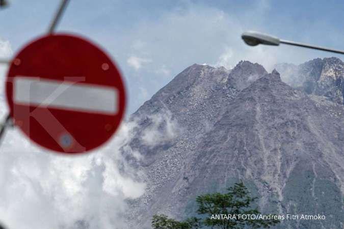 Gunung Merapi. ANTARA FOTO/Andreas Fitri Atmoko/aww.