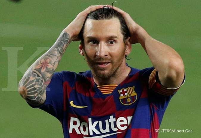 Misteri kontrak Lionel Messi di Barcelona bakal terjawab pada pekan ini