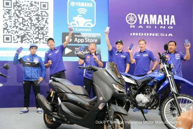 Dijual mulai Rp 29,5 juta, Yamaha pastikan pasokan NMAX 155 Connected lancar