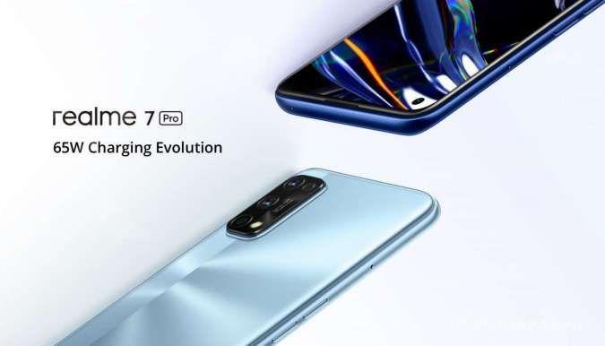 Ditunggu, Realme akan keluarkan Hp baru dengan dukungan 5G