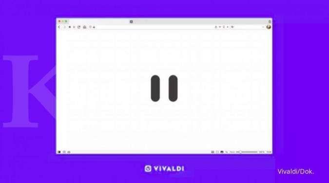 Vivaldi, browser keren bisa rehat sejenak dari semua hiruk pikuk aktivitas internet