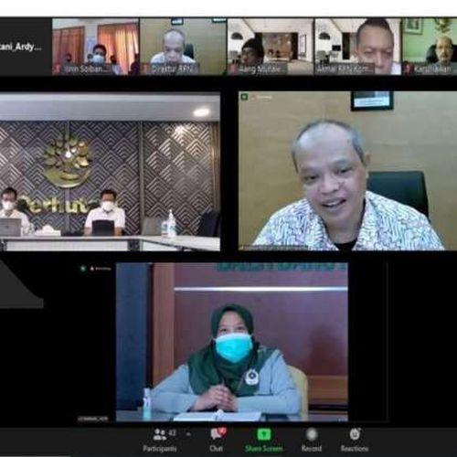 Perhutani Lakukan Kick Off Meeting Pengembangan Tanaman Porang