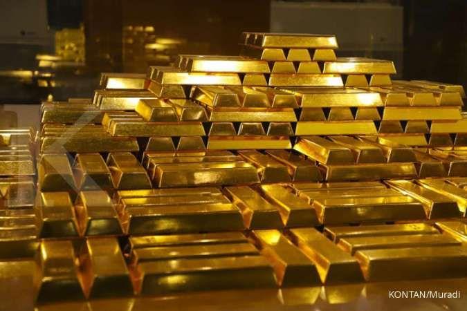 Cadangan devisa Indonesia rekor, cadangan emas menyusut