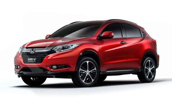 Harga mobil bekas Honda HR-V