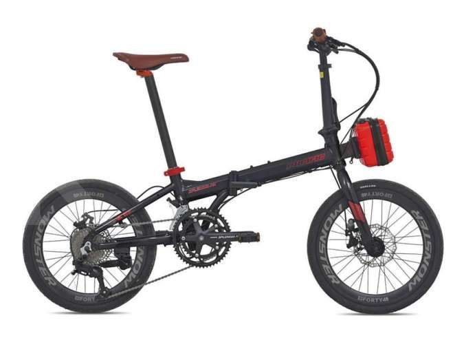 Murah meriah! Ini harga sepeda lipat Pacific Splendid AX 20