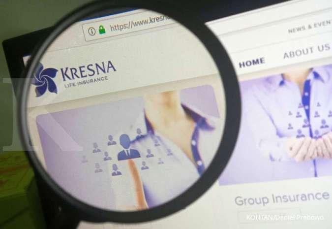 Kena PKPU, pembayaran klaim nasabah Kresna Life ditangguhkan