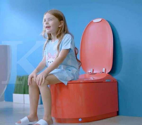 Jenner XS Fully Automatic Flip Integrated Smart Toilet, produk toilet pintar terbaru dari Xiaomi.