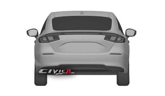 Honda Civic 2022 terbaru