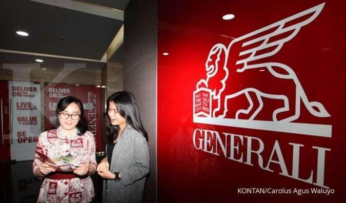 Di tengah pandemi, Generali Indonesia bukukan pertumbuhan pendapatan premi 10%