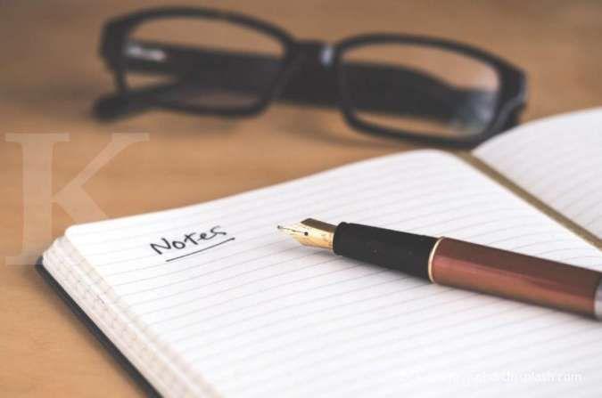 Cara mengurangi kebiasaan pelupa, buat catatan khusus dan lakukan beberapa tips ini